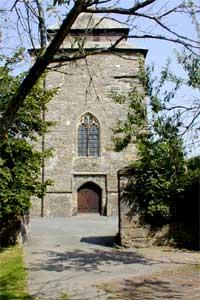 St Idloes Church