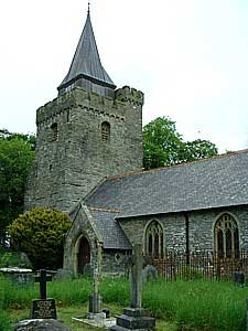 Llangurig Church