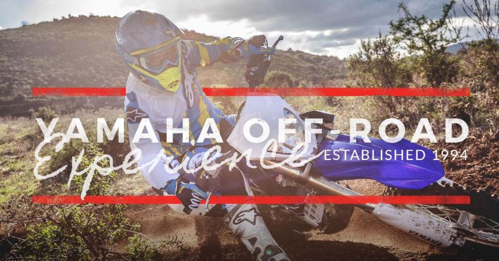 Yamaha Offroad