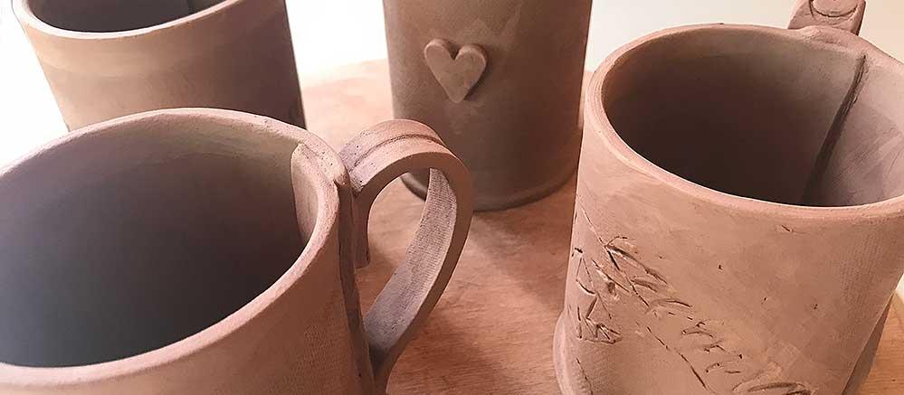 Pottery with Vicky Ware Ceramics