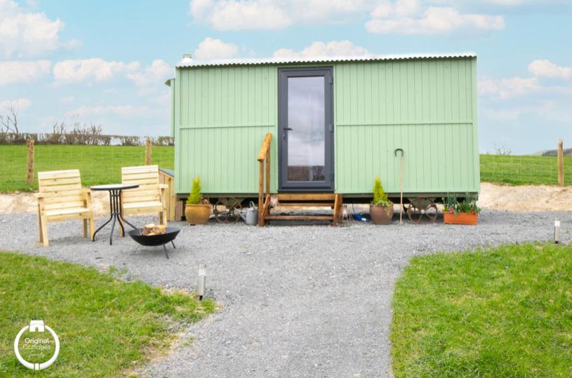 y Cwtch Shepherds Hut